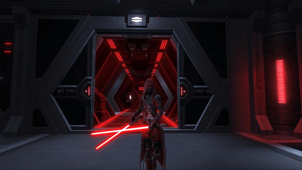 Sith Marauder Build