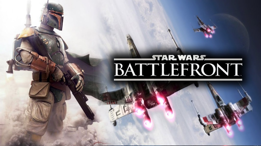 Star Wars Battlefront Releasing In 2015 On PS4