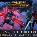 Relics of the Gree event is now live in SWTOR