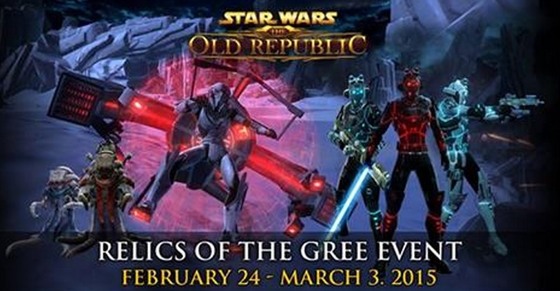 swtor gree event