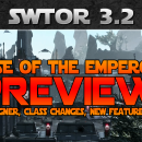 SWTOR 3.2: Rise of the Emperor – First Preview