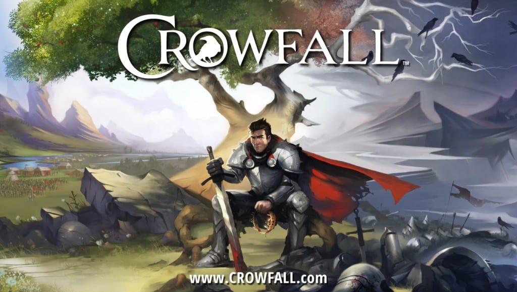 Crowfall mmorpg