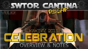 Cantina Annaheim 2015 Recap