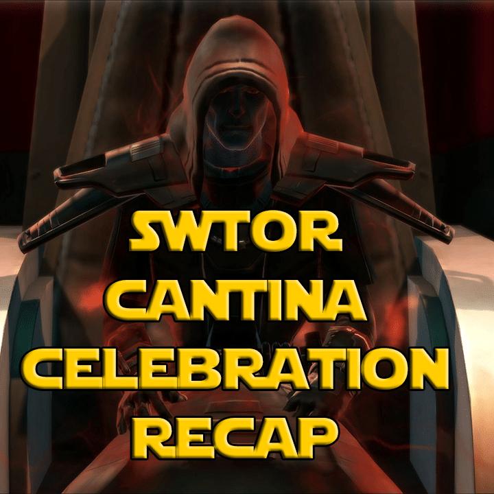 Cantina Annaheim 2015 Recap for swtorstrategies