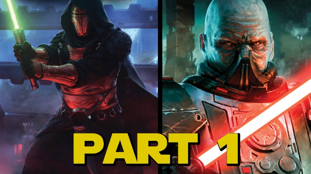 Revan vs Darth Malgus
