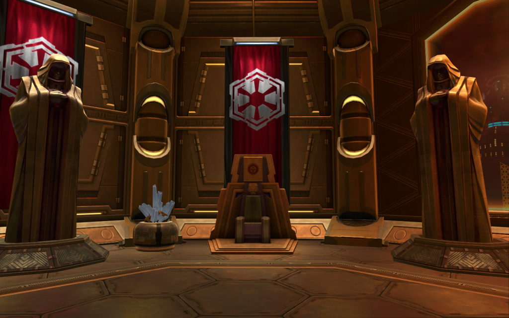 SWTOR Changes to Stronghold Titles