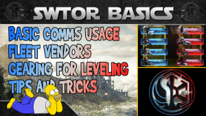 SWTOR Basics