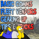 SWTOR Basics – Gearing for Leveling, Basic Comms Usage, Fleet Vendors