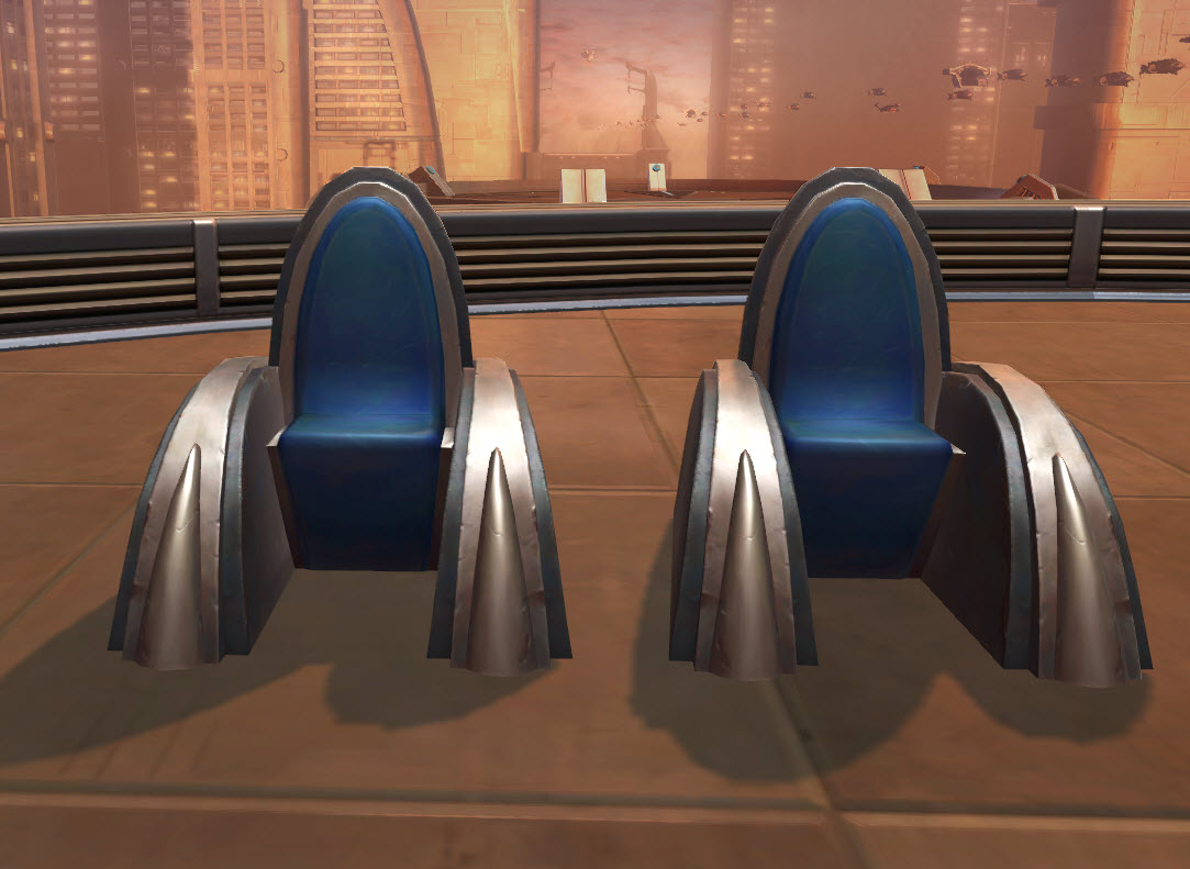 SWTOR Temple Chair Basic