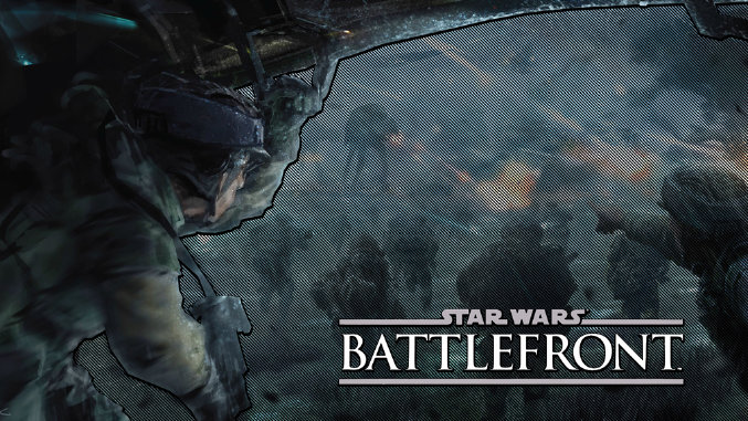 Star Wars Battlefront does not have classes or squads