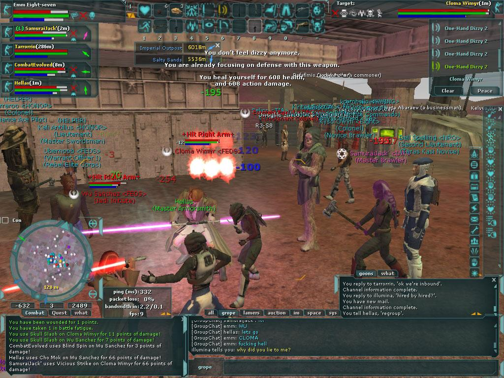 the amazing star wars galaxies jedi mode that never was