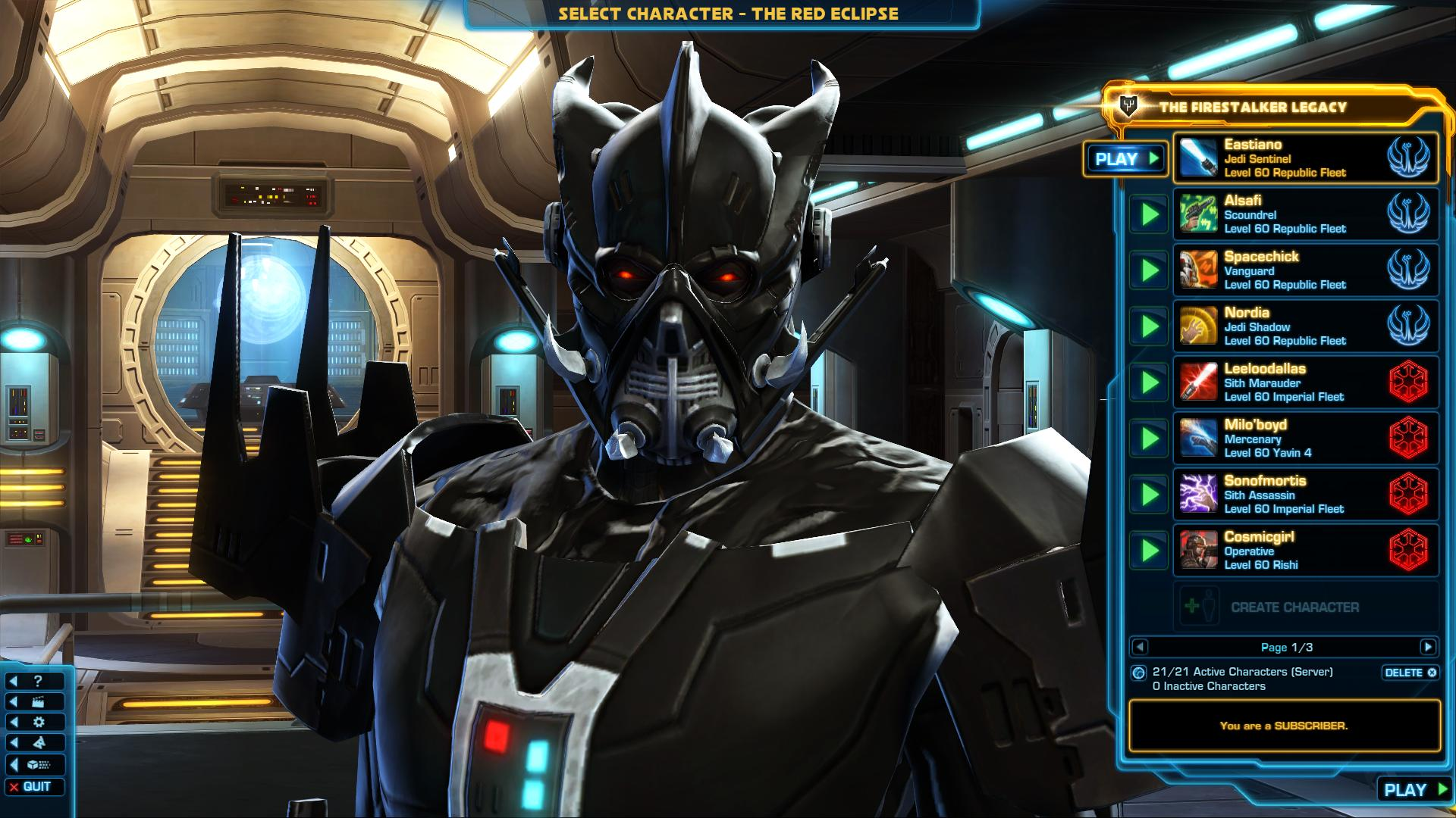 Upcoming PvP Changes comming to SWTOR