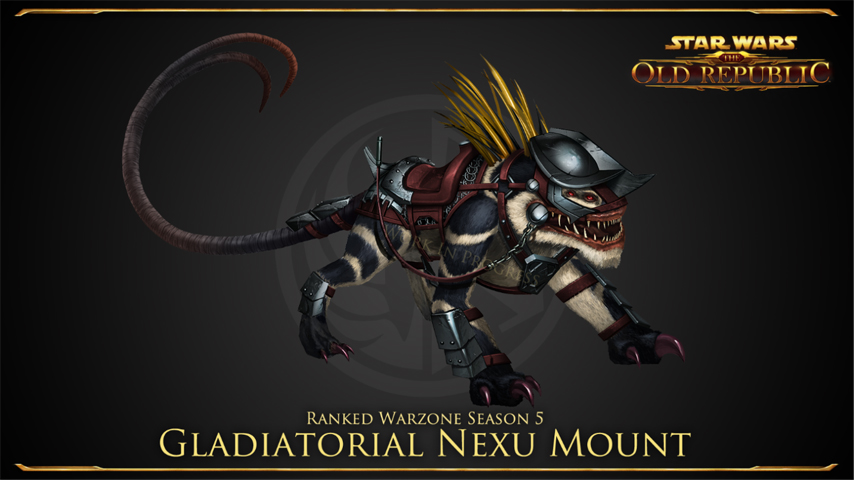 swtor Nexu mount,