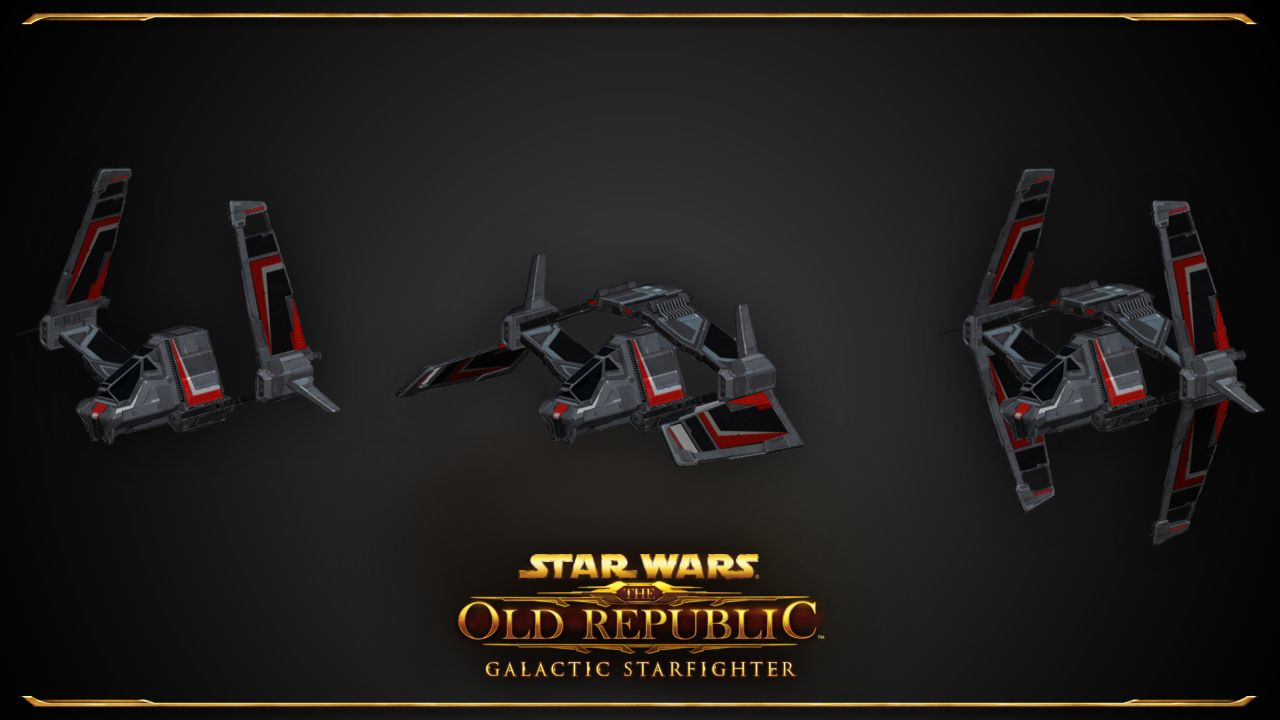 swtor Strike Fighters 2
