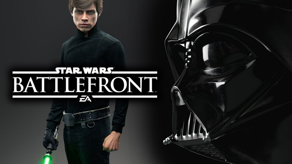 E3 2015 Game Of The Show Nomination - Star Wars Battlefront
