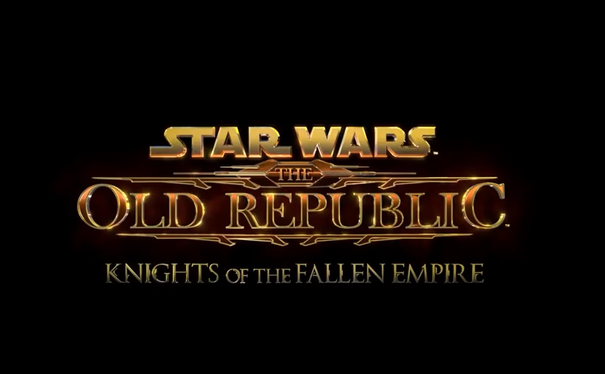 STAR WARS The Old Republic – Knights of the Fallen Empire