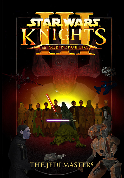 KOTOR Mod: The Jedi Masters