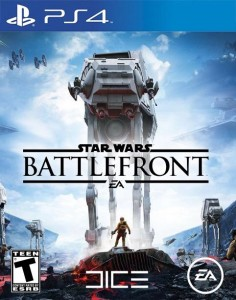 DICE why Star Wars Battlefront AT-ATs are on-rails