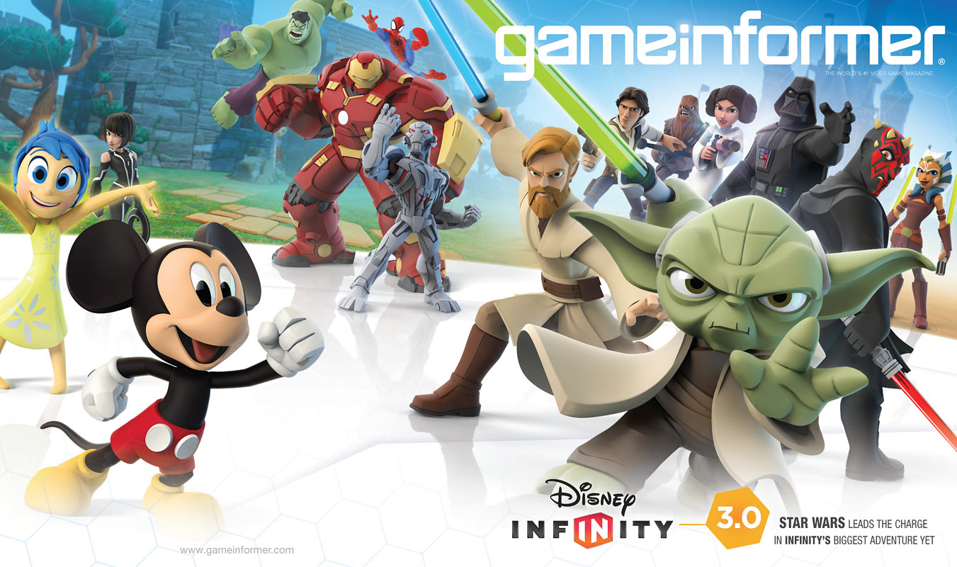 Disney Infinity 3.0 developer discusses bringing iconic Star Wars characters to the franchise