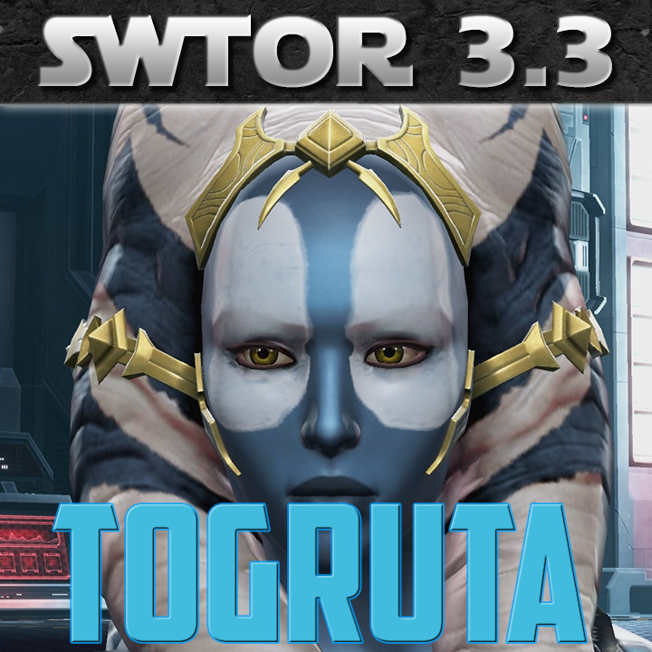 Swtor 33 Togruta Overview Appearance Customization Unlocks