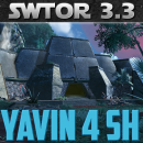 SWTOR 3.3 Yavin 4 Stronghold Tour & Overview