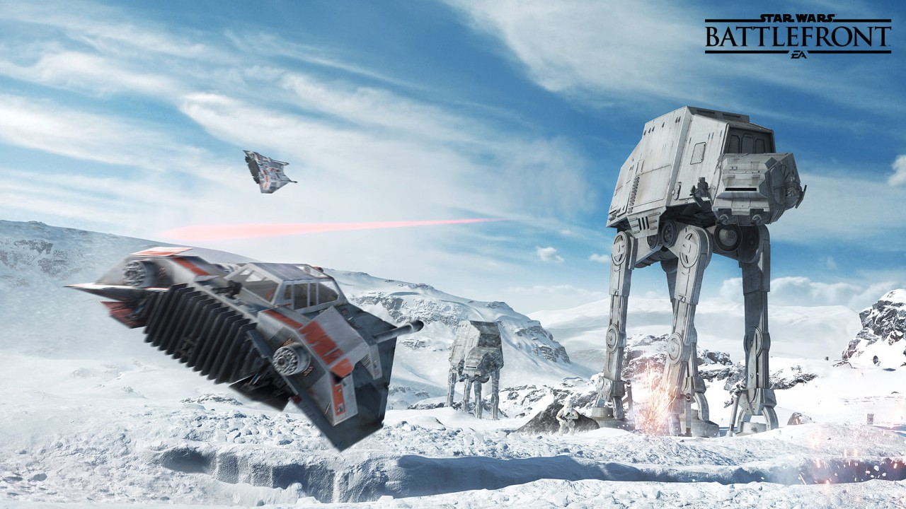 Star Wars Battlefront Walker Assault Mode Explained