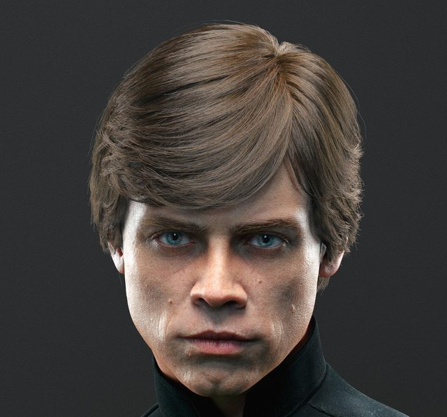 rendered luke