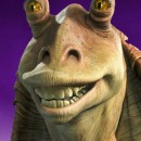 Jar Jar Binks Inspired by Goofy, According to George Lucas