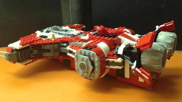 Lego Star Wars SWTOR Corellian Defender