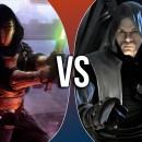 Versus Series | Revan vs Galen Marek: Video
