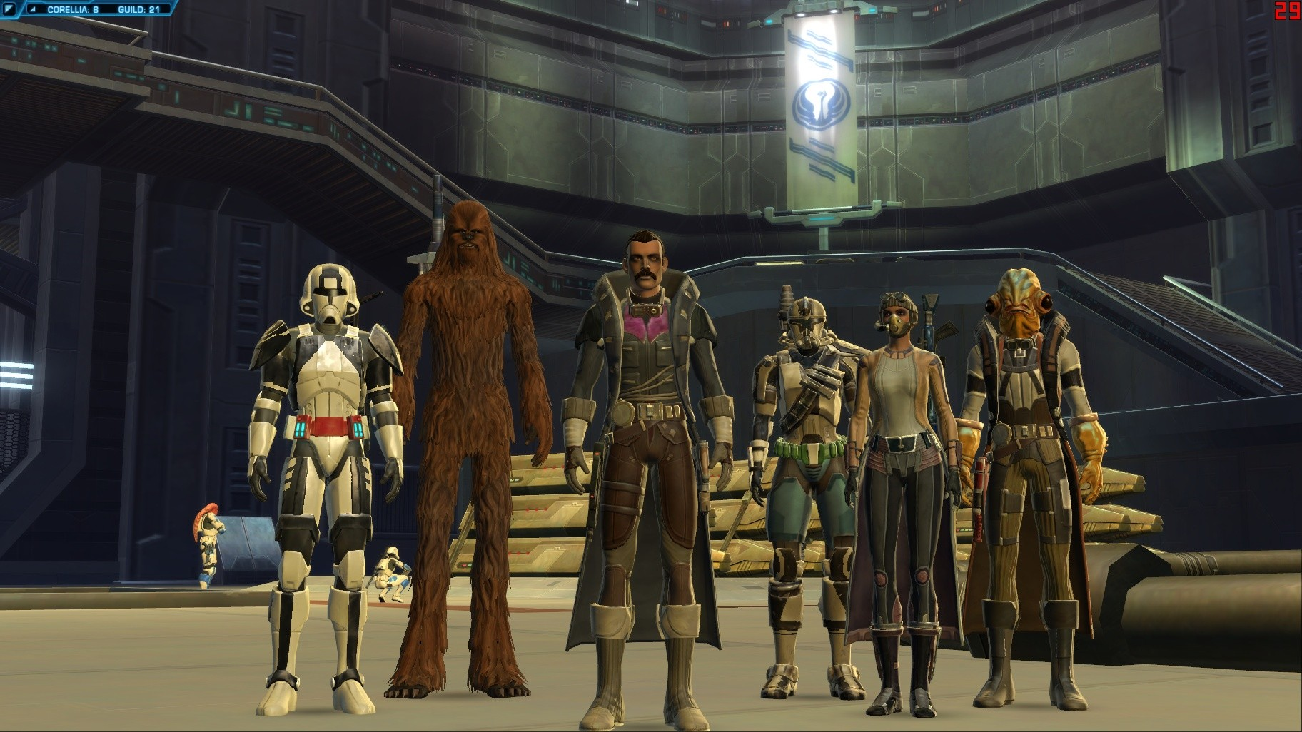 SWTOR  Livestream  Companion Wrap-up