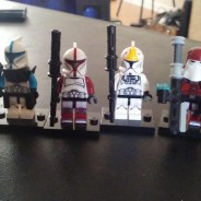 Star Wars Battlefront Classes in LEGO Form