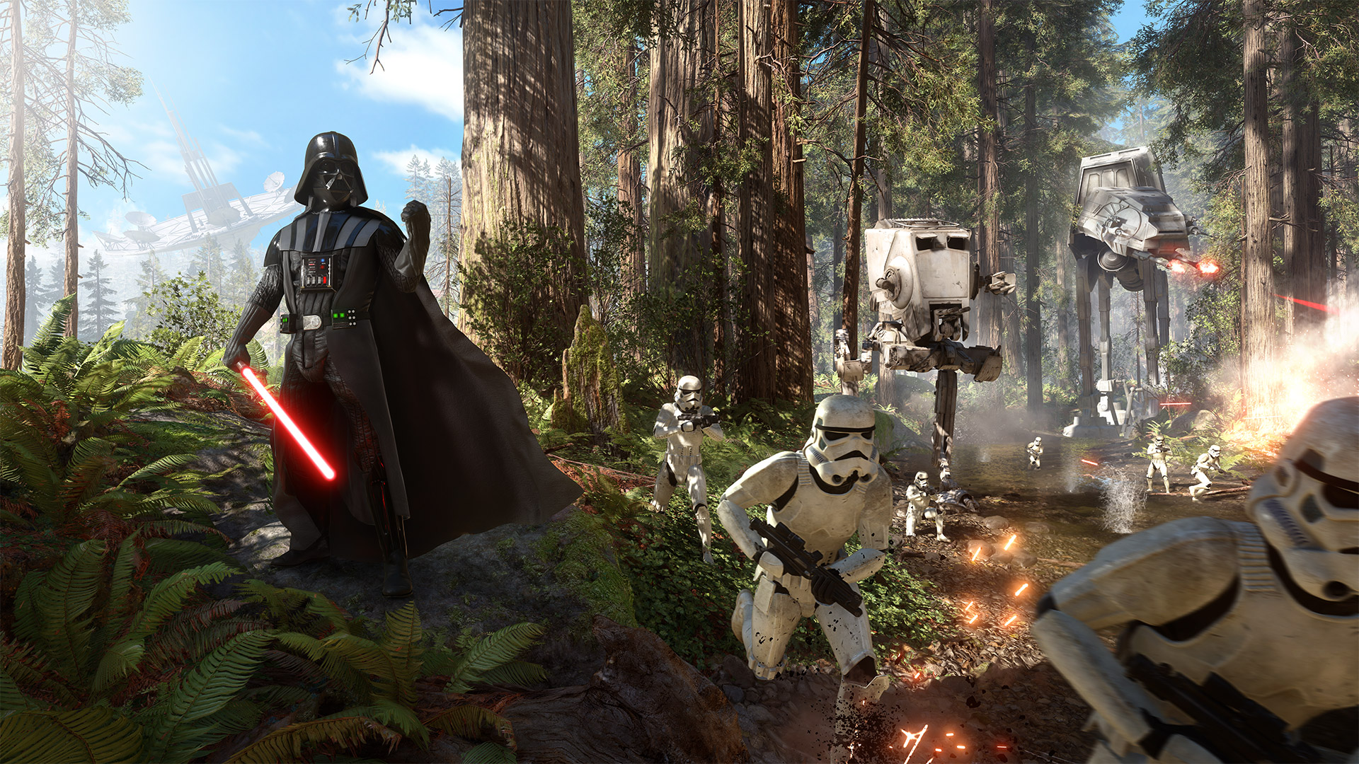 Star Wars Battlefront Supremacy Revealed