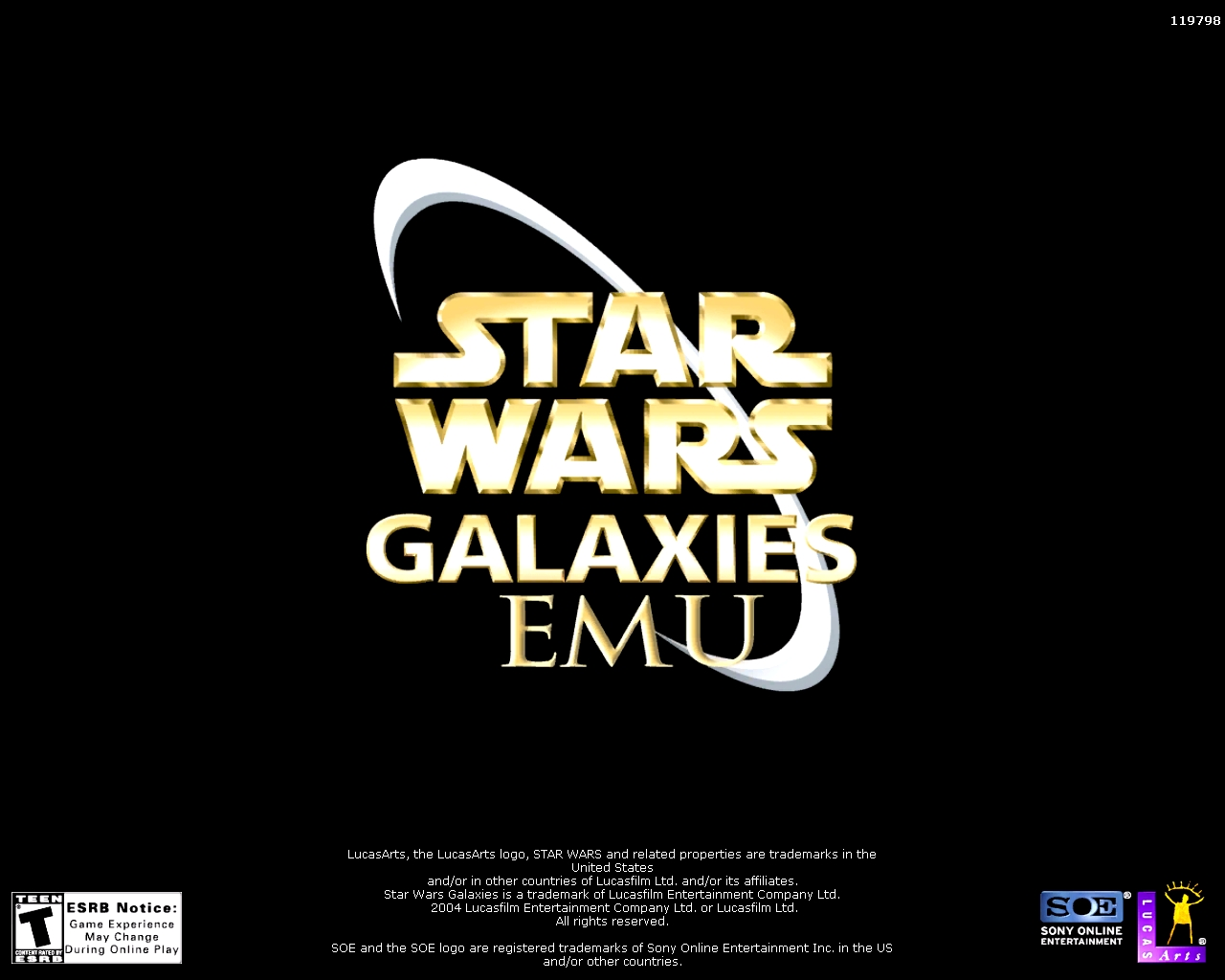 an afternoon with the star wars galaxies emulator