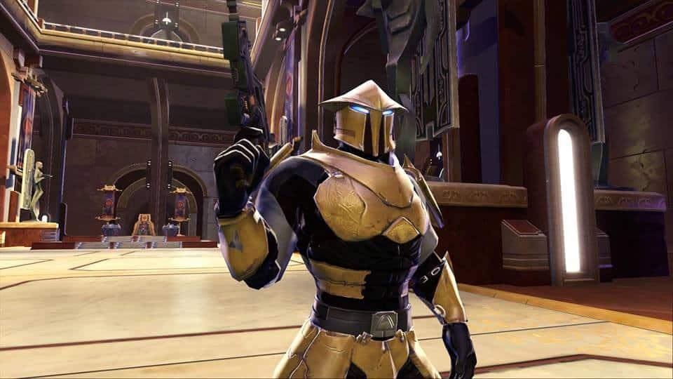 swtor Zakuul Knight Armor