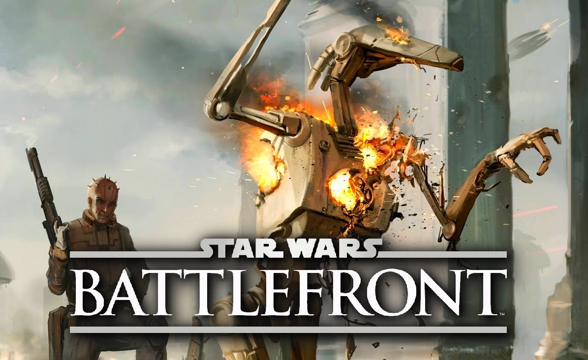 Battlefront is It or is It Not Like Battlefield