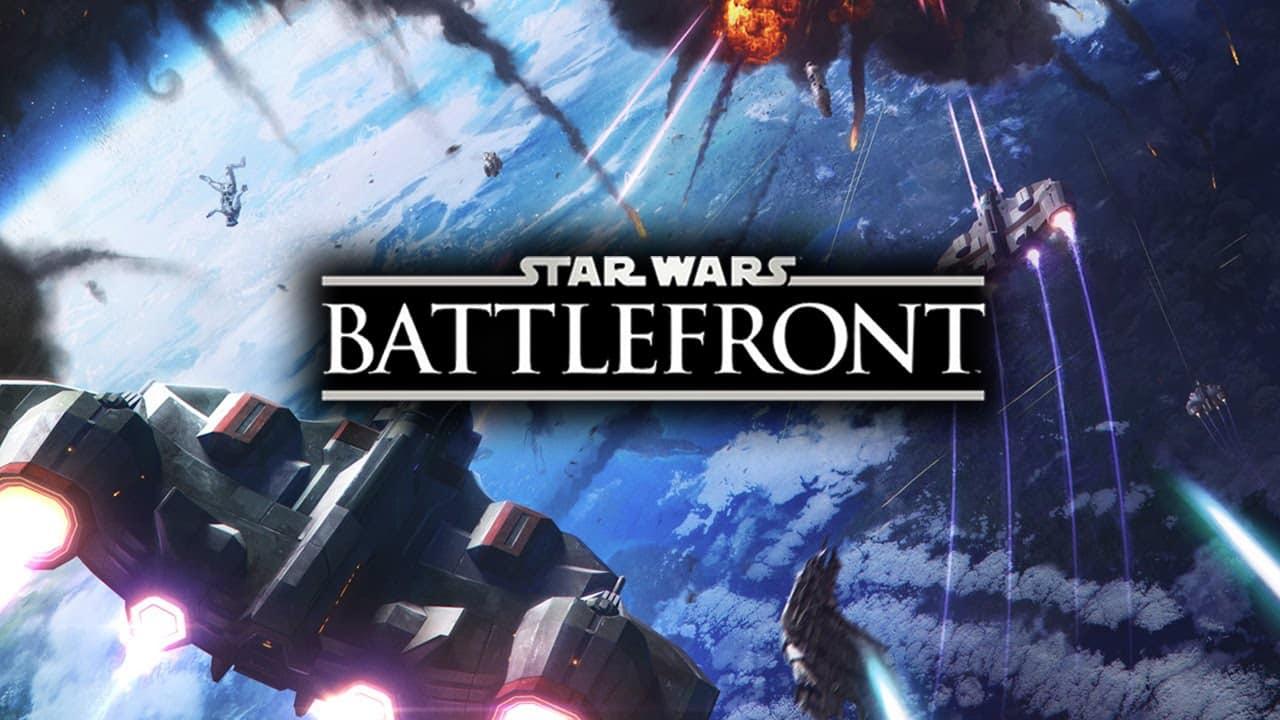 play star wars battlefront