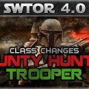 SWTOR 4.0 Class Changes: Bounty Hunter and Trooper (Video Overviews by Vulkk)