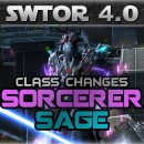 SWTOR 4.0 Class Changes: Inquisitor and Consular (Video Overviews by Vulkk)