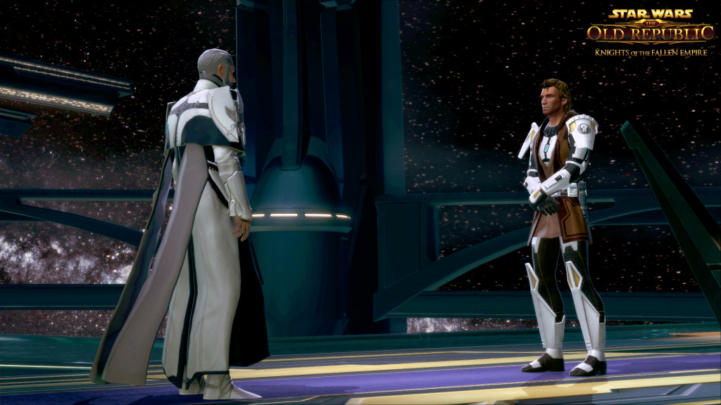 SWTOR Knight Story Summary