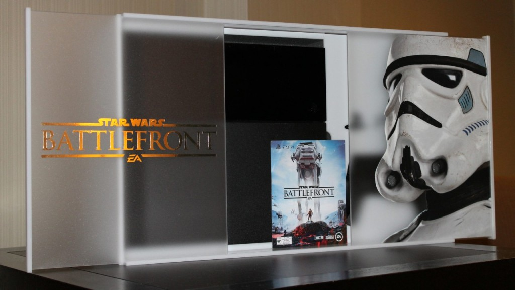 Star Wars Battlefront PS4 Bundle