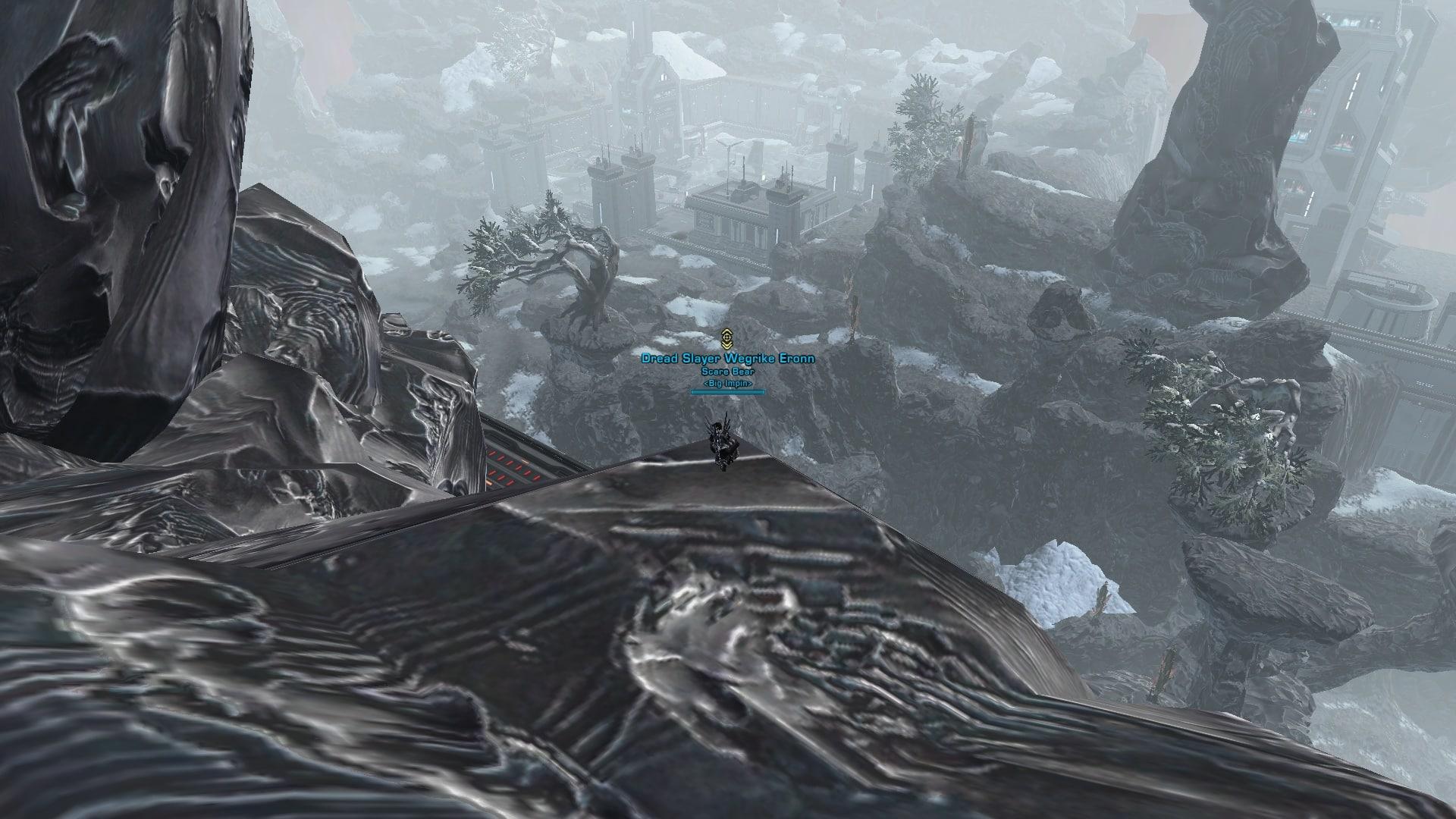 destroyed Ziost