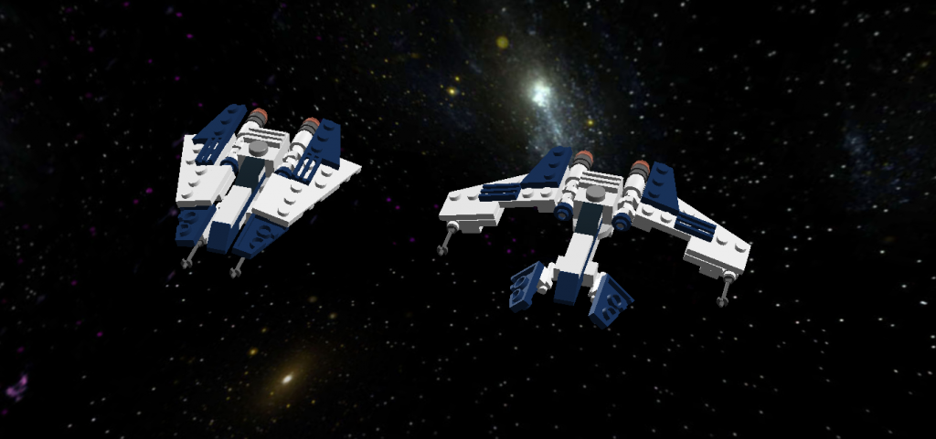 swtor lego fighter