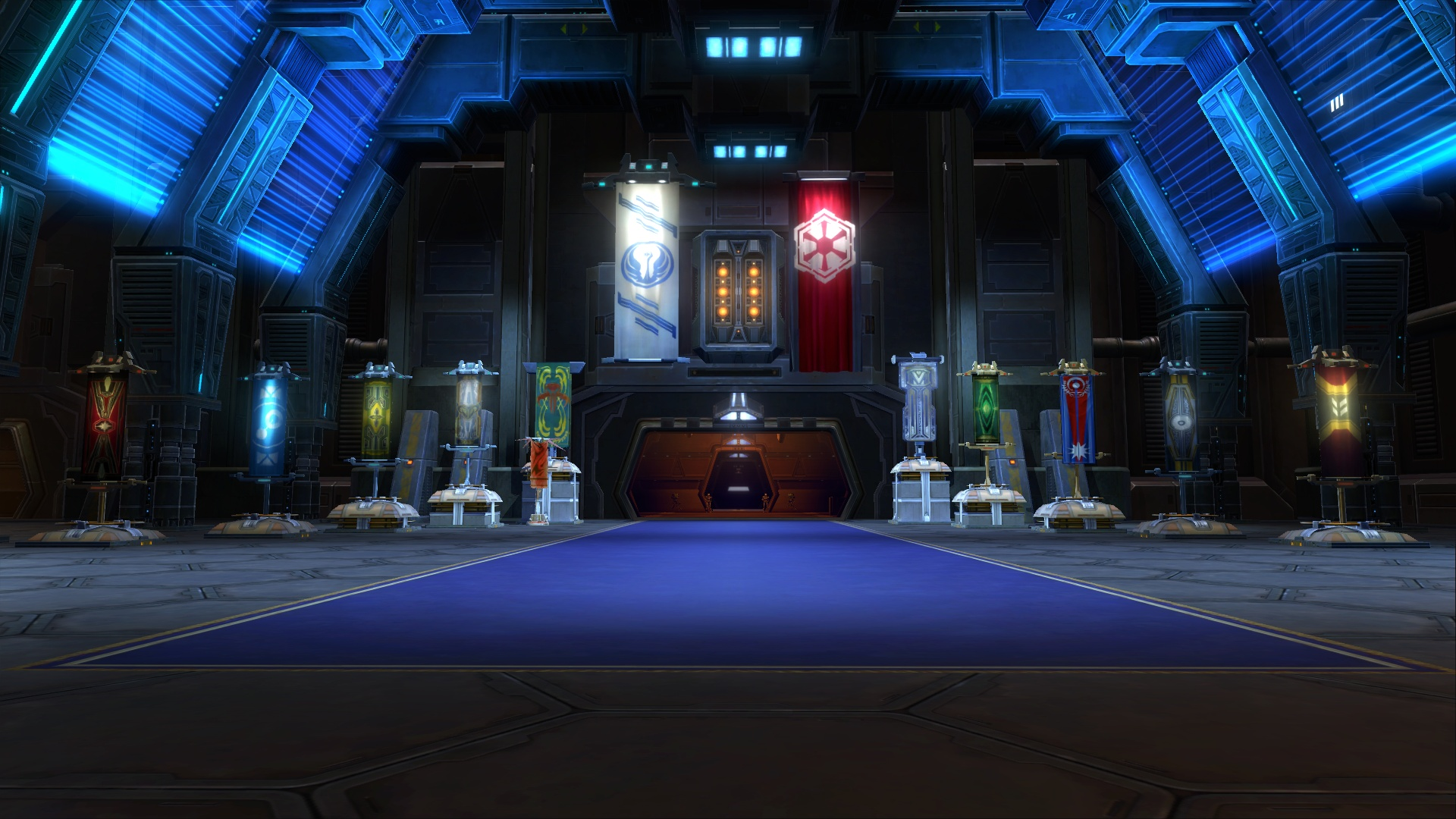 Conquest issues fixed with SWTOR Fallen Empire anyways