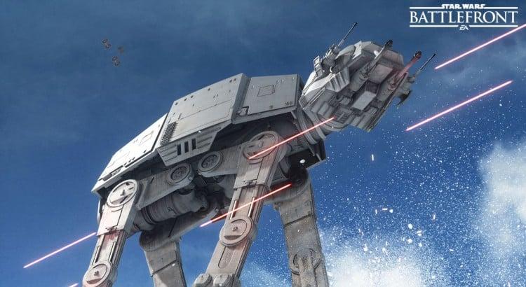 DICE Admits Star Wars Battlefront's Walker Assault Mode Is Unbalanced