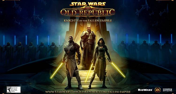 Knights of the Fallen Empire Face Your Destiny Launch Trailer