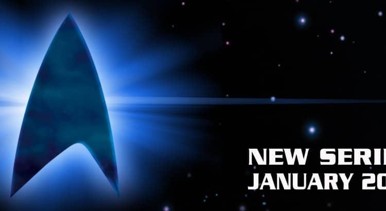 New 'Star Trek' TV Series Warps Into Action in 2017