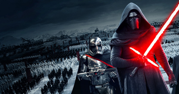 New 'Star Wars The Force Awakens' Footage