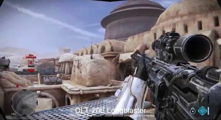 Star Wars First Assault Tech Beta - Overview
