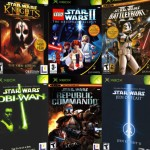 The list of all Star Wars themed games